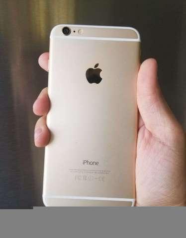 IPHONE 6 PLUS DE 64GB GOLD - FACTORY UNLOCKED