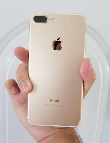 IPHONE 7 PLUS GOLD 32GB - DESBLOQUEADOS