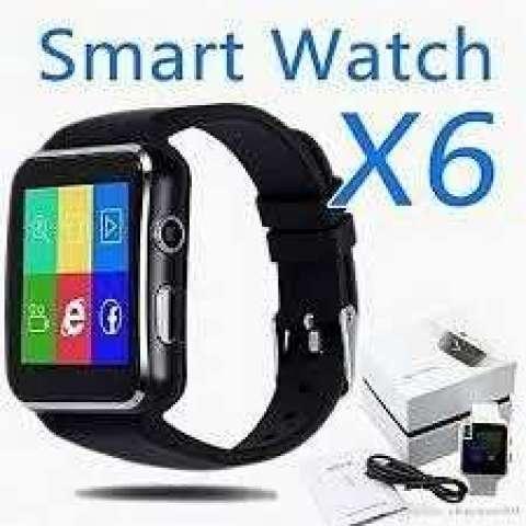 Reloj Inteligente Smart Watch X6 Android Iphone 2017** ENVIO GRATIS