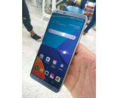 LG G6 con 4 de ram y 32 de interna , full estado