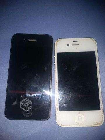 2 iphone 4  - Peñalolén