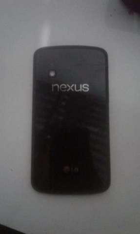 Lg nexus 4, gangaa la pantalla no le sirve, prende y todo por 25