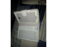 Teclado Bluetooth para Tablet 7