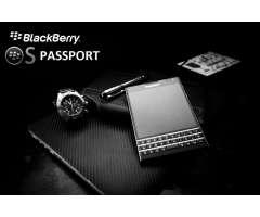 BlackBerry Passport de 32Gb nuevo en su caja sellado