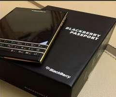BlackBerry Passport de 32Gb nuevos en sus cajas sellados.