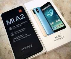 Xiaomi Mi A2 64 Gb Sellado Negro Nuevo