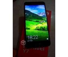 Huawei y7 perfecto estado - Quilpué