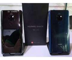 Vendo Huawei Mate 20 Dual Sim Nuevo