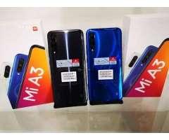 Vendo Xiaomi Mi A3 Nuevo (4Gb RAM 64Gb ROM)