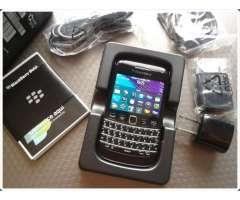 BlackBerry Bold 6 nuevo en su caja con su accesorios originales
