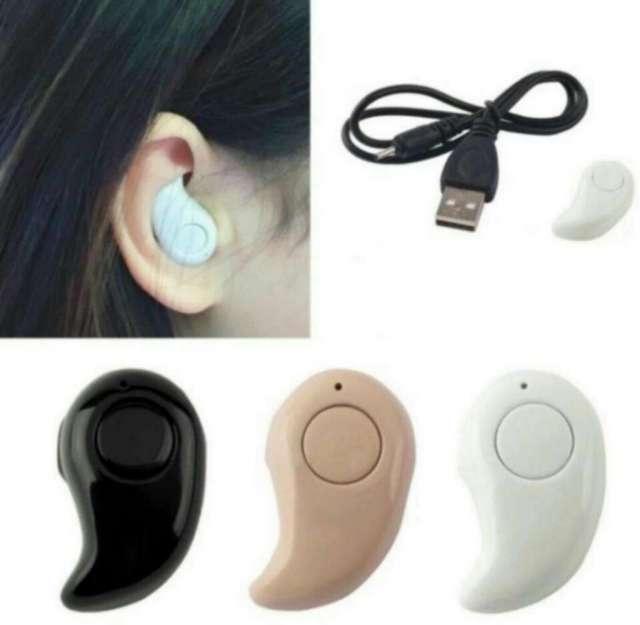 Mini Bluetooth Una Sola Pieza