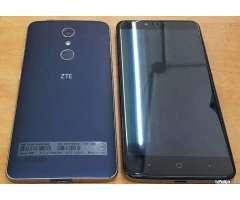 ZTE ZMAX PRO Z981, 32GB, LECTOR DE HUELLA, 6 PULGADAS