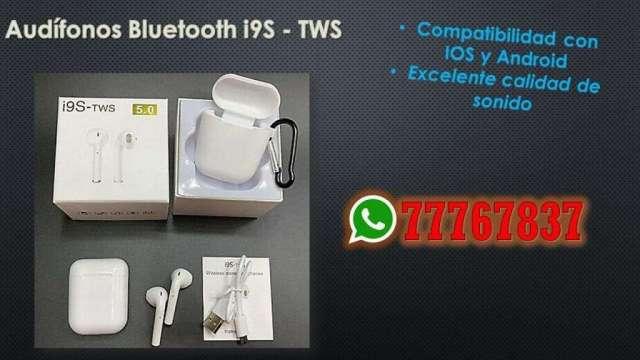 Audifonos Bluetooth i9S