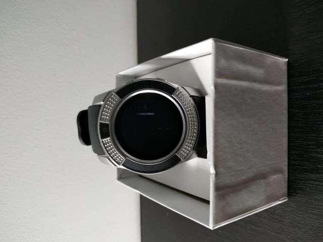 Smart watch V8 Bluetooth Reloj inteligente resistente al agua Sim Cámara táctil p...