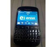 Blackberry 9900 Solo Con Entel con Pequeño Detalle - Santiago