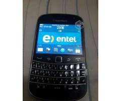 Blackberry 9900 Funciona con Entel. Detalle - Santiago