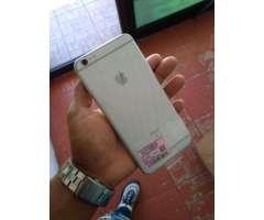 iPhone 6s plus 64gb desbloqueado de fabrica (712)