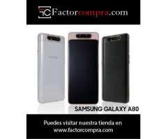 Nuevos..!! SAMSUNG GALAXY A80 128 GB