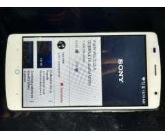 ZTE BLADE L5 pantalla 5 pulgadas tdo operador
