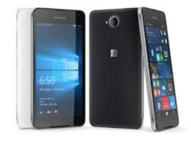 Vendo Lumia 650 Duos, de 16 Gb Windows