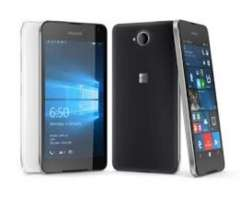 Vendo Lumia 650 Duos, de 16 Gb Windows
