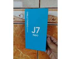 Samsung Galaxy J7 Neo Completo Impecable