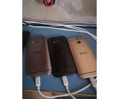 CELULAR HTC M8 32GB DESBLOQUEADO INCLUYE CABLE USB