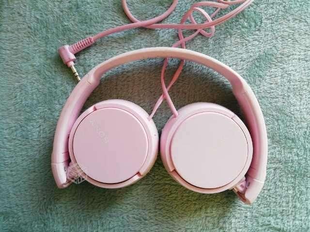 Audifonos sony color rosa - San Fernando