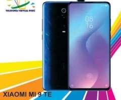 XIAOMI MI 9T 128GB/6RAM MICA DE VIDRIO SOMOS TELEFONIA VIRTUAL PERU 964334420