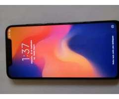 Xiaomi Mi8 128gb, Ram 6gb, Color Negro
