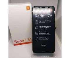 Xiaomi Redmi 7a 32gb Y 2gb Ram Nuevos