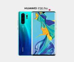 Huawei P30pro 256b Y 8gb Ram Nuevos