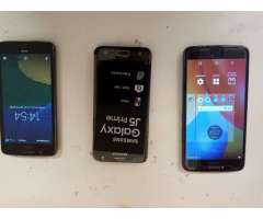 Moto E 4 Plus, Moto G5 Y J5 Prime
