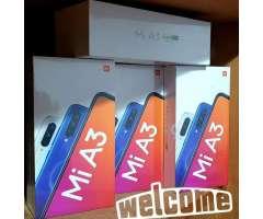 Xiaomi Mi A3 4g Global de 128gb,sellados