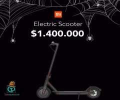 Xiaomi electric Scooter, patineta electrica Xiaomi, nueva, sellada, Garantia, TIENDA FISICA.