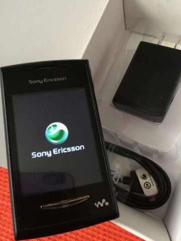 Sony Ericsson W150a Yendo En Buen Estado