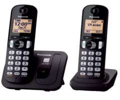 Teléfono Inalámbrico Panasonic Kx-tgc212 Doble Altavoz Nuevo