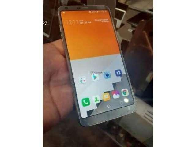 LG G6 32GB 4RAM