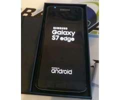Samsung S7 Edge Black 2 Meses de Uso