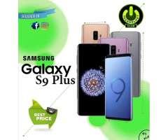 Samsung S9 plus Dual Camara 64 Gb / 2 Tiendas Fisicas Trujillo Expomall y Centro historico...