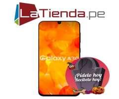 Samsung Galaxy A30 - Pantalla de 6.4 pulgadas