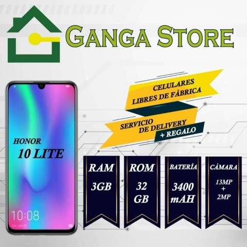 Huawei Honor 10 Lite 3400mah 3gb Ram