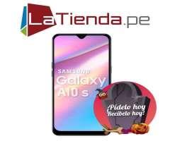 "Samsung Galaxy A10s - PANTALLA HD 6.2"""