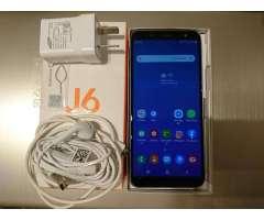 Vendo Samsung J6 Liberado