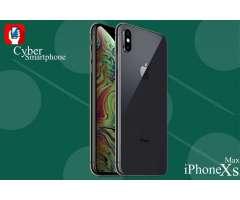 Iphone Xs MAX DE 64GB Equipo totalmente nuevo y sellado/CYBERSMARTPHONE