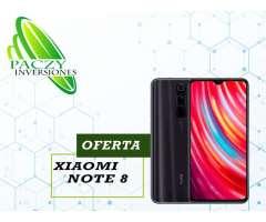 Redmi Note 8 64gb con Garantía de Tienda