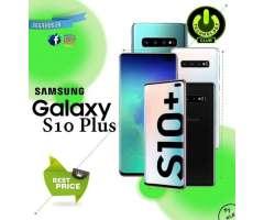 Samsung Galaxy S10 Plus sellados / 2 Tiendas Fisicas Trujillo Expomall y Centro historico ...