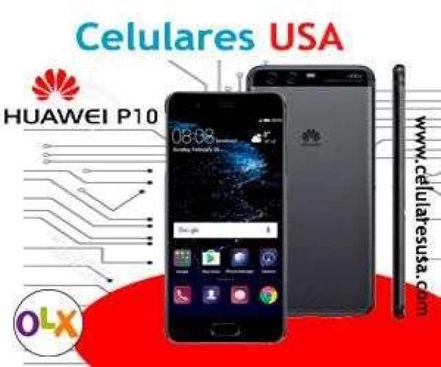 Huawei P10 4g nuevo en caja. Tenemos tienda en San Borja