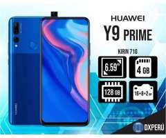 Huawei Y9 Prime / 128 gb 4 gb / Sellado / Nuevo / Colores / Tienda