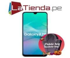 Samsung Galaxy A20 - Cámara para selfies de 8 MP